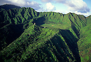 Ka'au Crater, Oahu, Hawaii<br />