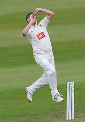 Sussex's Ollie Robinson. - Photo mandatory by-line: Harry Trump/JMP - Mobile: 07966 386802 - 06/07/15 - SPORT - CRICKET - LVCC - County Championship Division One - Somerset v Sussex- Day Two - The County Ground, Taunton, England.