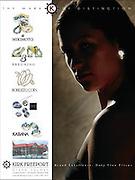 Kirk Freeport advertisement with dramatic lighting
