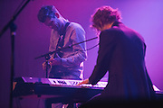 Photos of Leaves performing live at Harpa Concert Hall during Iceland Airwaves Music Festival 2014 in Reykjavik, Iceland. November 5, 2014. Copyright © 2014 Matthew Eisman. All Rights Reserved
