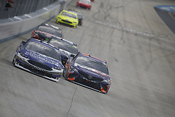 October 7, 2018 - Dover, Delaware, United States of America - BJ McLeod (51) battles for position during the Gander Outdoors 400 at Dover International Speedway in Dover, Delaware. (Credit Image: © Justin R. Noe Asp Inc/ASP via ZUMA Wire)