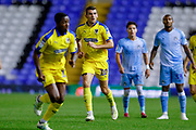 AFC Wimbledon forward Adam Roscrow (10)  during the EFL Sky Bet League 1 match between Coventry City and AFC Wimbledon at the Trillion Trophy Stadium, Birmingham, England on 17 September 2019.