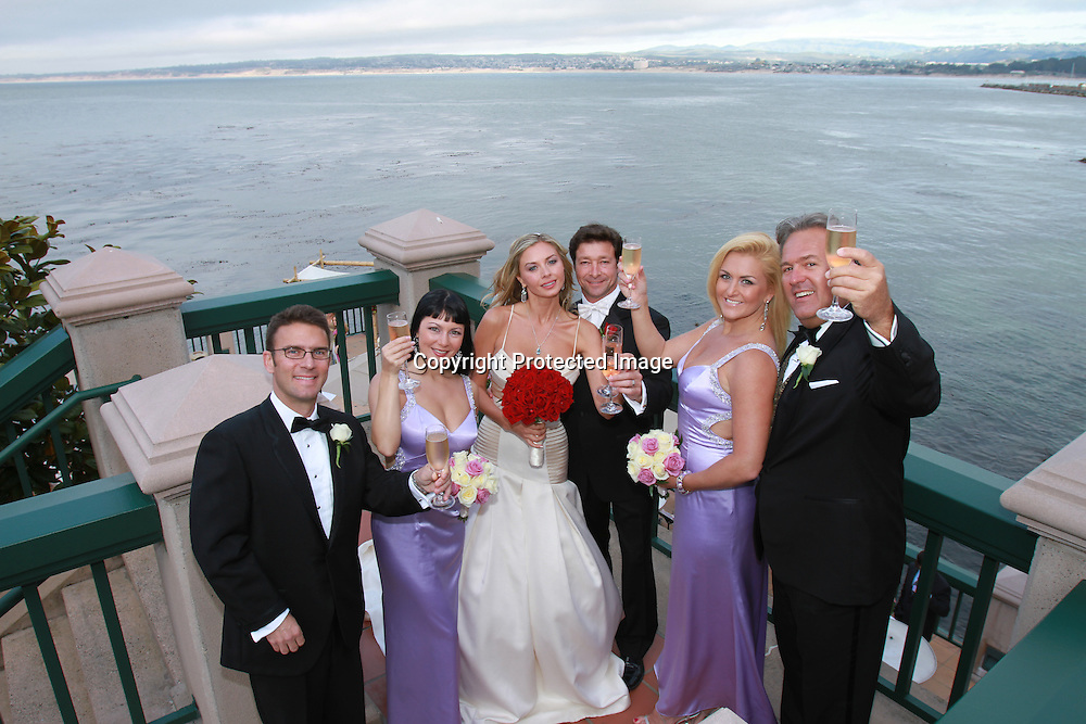 Monterey wedding photographer