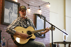 April 27, 2019 - Indianapolis, Indiana, United Kingdom - Country music star Darryl Worley performs during the third day of the National Rifle Association convention. (Credit Image: © Jeremy Hogan/SOPA Images via ZUMA Wire)