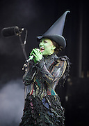 West End Live! 2016 <br /> Trafalgar Square, London, Great Britain <br /> 18th June 2016<br /> <br /> <br /> <br /> WICKED<br /> <br /> Photograph by Elliott Franks <br /> Image licensed to Elliott Franks Photography Services