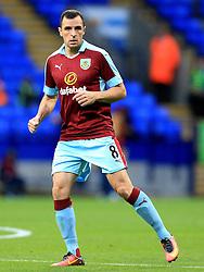 Dean Marney of Burnley  - Mandatory by-line: Matt McNulty/JMP - 26/07/2016 - FOOTBALL - Macron Stadium - Bolton, England - Bolton Wanderers v Burnley - Pre-season friendly