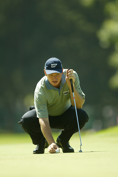 Ernie Els..2003 PGA Championship..Final Round..Oak Hill CC..Rochester, NY..Sunday, August 17 2003..photograph by Darren Carroll