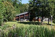 Therme, Hallenbad im Kurpark, Herbstein, Vogelsberg, Hessen, Deutschland