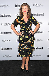 Elvy Yost bei der 2016 Entertainment Weekly Pre Emmy Party in Los Angeles / 160916<br /> <br /> ***2016 Entertainment Weekly Pre-Emmy Party in Los Angeles, California on September 16, 2016***