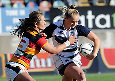 New Plymouth-Rugby, Women's Final Auckland v Waikato