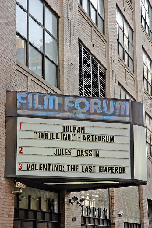 Film Forum, SoHo