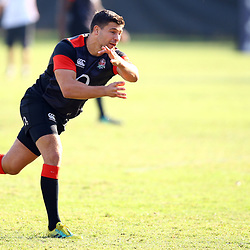 Ben Youngs (Leicester Tigers) during the England Rugby training session at Jonsson Kings Park Stadium,Durban.South Africa. 13,06,2018 Photo by (Steve Haag JMP)