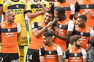 FC Lorient Photocall - 12 Sept 2017