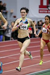 Mile, Stafford, <br /> Boston University Athletics<br /> Hemery Invitational Indoor Track & Field