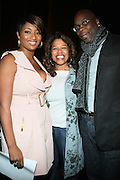 l to r: Toccara, Danyell Smith and Mike Kyser at The Vibe Magazine Presents Vsessions Live! Hosted by the Fabulous Toccara featuring Hal Linton, Suai and Ron Browz held at Joe's Pub on February 25, 2009 in NYC
