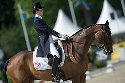 Newton Willa (GBR) - Neelix<br /> Dressage<br /> CCI4*  Luhmuhlen 2014 <br /> © Hippo Foto - Jon Stroud