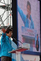 Gyeongi-do Governor Moonsoo Kim speaks at the opening ceremony.  Korea Match Cup 2009, Gyeonggi-do, Korea. 3 June 2009.
