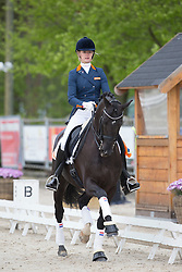 Nekeman Denise, (NED), Boston Sth<br /> CDI3* Roosendaal 2015<br /> © Hippo Foto - Leanjo de Koster<br /> 09/05/15