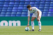 Pascal Struijk of Leeds United U23 during the U23 Professional Development League match between U23 Crystal Palace and Leeds United at Selhurst Park, London, England on 15 April 2019.