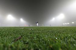 during the Dutch Cup third round match between VVSB Noordwijkerhout and Roda JC Kerkade at Sportpark De Brink on December 21, 2017 in Noordwijkerhout, The Netherlands
