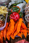 Peppers, Cusco, Peru, market