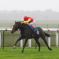 Goodwood Mirage and Frankie Dettori winning the 2.30 race