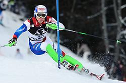 23.01.2011, Hahnenkamm, Kitzbuehel, AUT, FIS World Cup Ski Alpin, Men, Slalom, im Bild // Carlo Janka (SUI) // during the men slalom race at the FIS Alpine skiing World cup in Kitzbuehel, EXPA Pictures © 2011, PhotoCredit: EXPA/ S. Zangrando