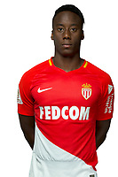 Soualiho Meite during Photoshooting of Monaco for new season 2017/2018 on September 28, 2017 in Monaco, France. (Photo by Chateau/Asm/Icon Sport)