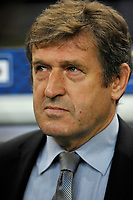 FOOTBALL - UEFA EURO 2012 - QUALIFYING - GROUP D - FRANCE v BOSNIA - 11/10/2011 - PHOTO GUY JEFFROY / DPPI - SAFET SUSIC (BOSNIA COACH)