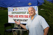 Octoberfest in Westfield, NJ