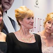 NLD/Amsterdam//20140330 - Filmpremiere Lucia de B. , Shannon van de Water, Lucia de Berk en Ariane Schluter