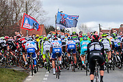 BELGIUM  / BELGIE / BELGIQUE / HARELBEKE / CYCLING / WIELRENNEN / CYCLISME / KLASSIEKER / 59TH RECORD BANK E3 HARELBEKE / UCI WORLD TOUR / UCI WORLDTOUR /  HARELBEKE TO HARELBEKE 206 KM /