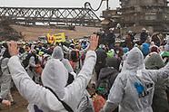 COP23 Ende Gelände protest