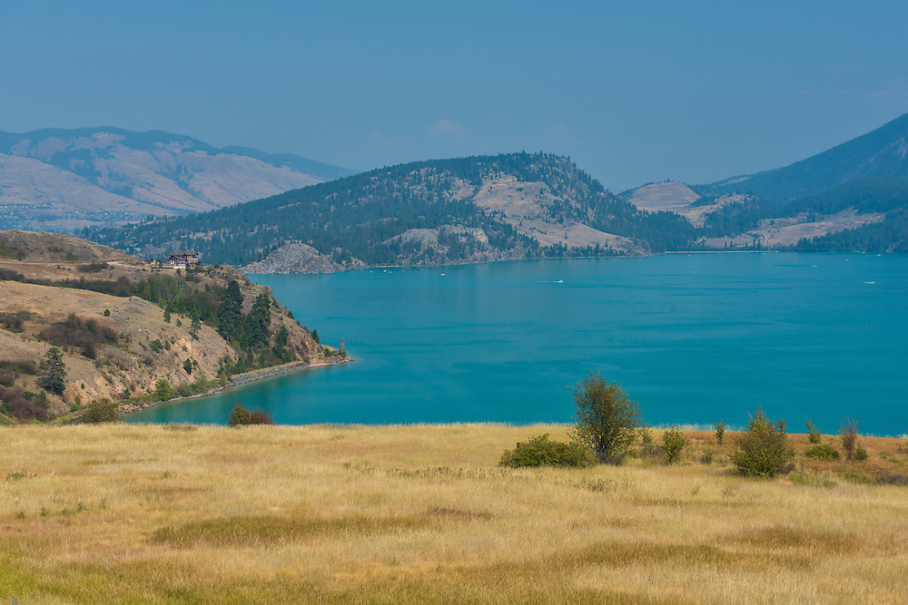 Canada, British Columbia,Okanagan Valley, Vernon,Kalamalka lake