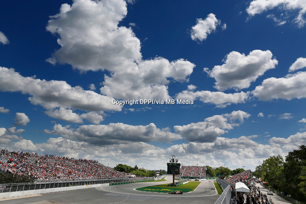 MOTORSPORT - F1 2013 - GRAND PRIX OF CANADA - MONTREAL (CAN) - 07 TO 09/06/2013 - PHOTO FRANCOIS FLAMAND / DPPI -