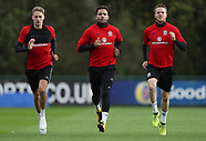 Wales Training Session - Vale Resort, 2 Oct 2017