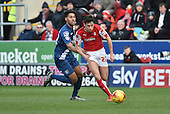Rotherham United v Birmingham City 130216