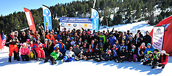 Medal Ceremonies at the 2016 IPC Snowboard Europa Cup Finals and World Cup
