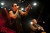 Avenged Sevenfold in Chicago, IL on Sept. 18, 2011