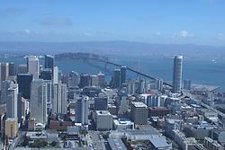 San Francisco Bay Area - Aerial View