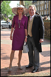 Andrew Lloyd Webber arriving at the wedding of Poppy Delevingne to James Cook at St.Paul's Church in Knightsbridge, London,  Friday, 16th May 2014. Picture by Andrew / i-Images