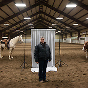 Murray State University's renowned Equine Centre, Kentucky<br />