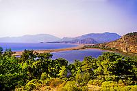 Istuzu Beach near Dalyan, Turkey
