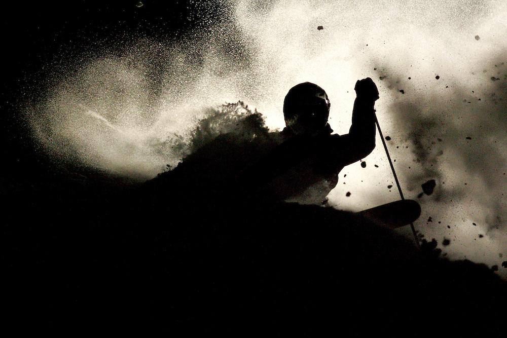 Rider: Jeremie Heitz.Location: Les Marécottes (Switzerland)