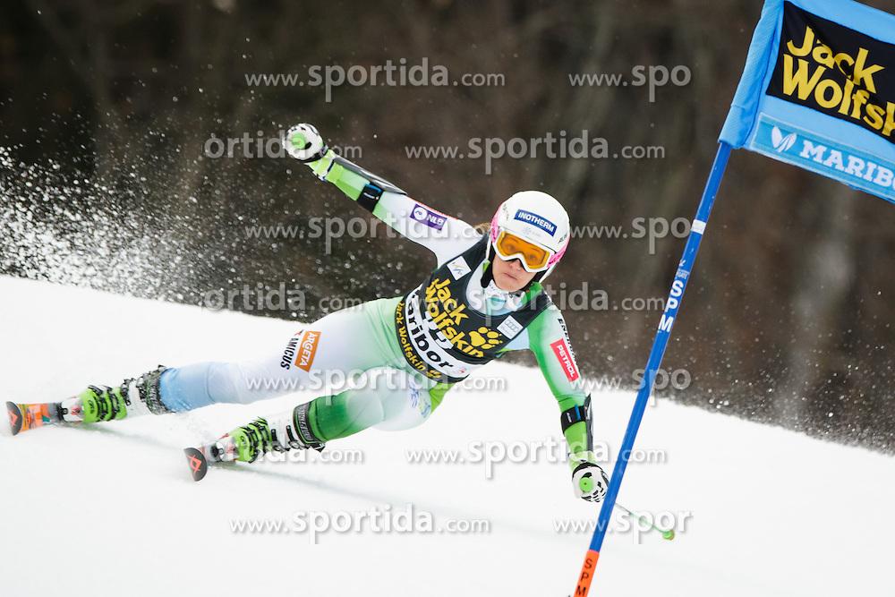 Katarina Lavtar (SLO) during 7th Ladies' Giant slalom at 52nd Golden Fox - Maribor of Audi FIS Ski World Cup 2015/16, on January 30, 2016 in Pohorje, Maribor, Slovenia. Photo by Ziga Zupan / Sportida