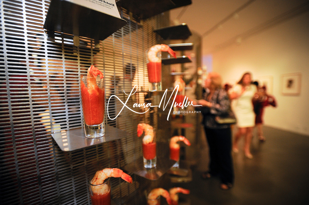 20120323 Return to Modern: An Evening of an Era, a fundraiser for the Bechtler, takes its theme from the exhibition Mid-Century Modernism: 1957 and the Bechtler Collection. The event will be held this Friday, March 23 from 7 to 11 p.m. at the museum. Vintage modern cocktail attire is encouraged..Honoree: Bob Bertges, Wells Fargo Executive Vice President..photo by Laura Mueller.www.lauramuellerphotography.com