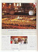 United Nations Day of Vesak closing ceremony, Hanoi 2008
