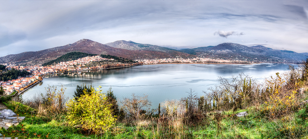 View of Kastoria