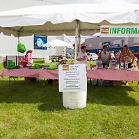 At Incredible Edibles Festival 2017 in Campbellford,  Ontario