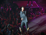 MTV and Time Warner Cable presented a free pre-VMA concert headlined by Robin Thicke which benefited Lifebeat - Music Fights HIV/AIDS. Over 2,000 guests were treated to surprise performance by Macklemore and Ryan Lewis.<br />